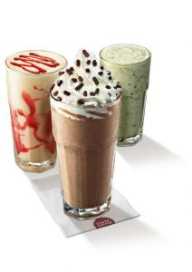 mat.: Costa Coffee, Frostino